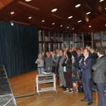 OB Plamer und Publikum